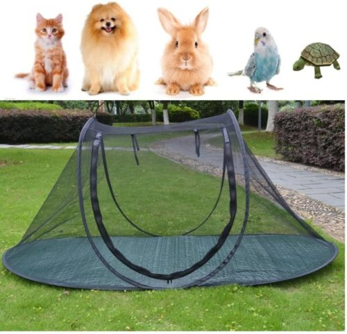 12. Petall Breathable Comfortable Pet Tent for Dogs and Cats, Indoor and Outdoor Small Tent