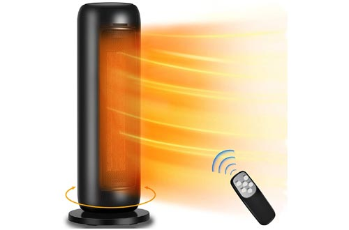 2. LONOVE Portable Electric Space Heater
