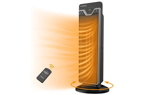 5. ASTERION Indoor Electric Space Heater