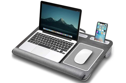 5. Gimars Lap Desk with Tablet and Phone Holder