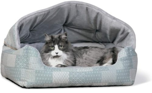 6. K&H Pet Product Soft and Cozy Pet Tent for dogs and cats