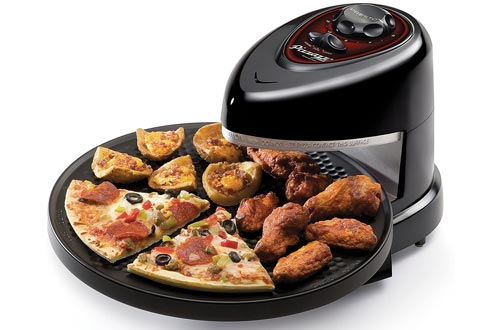 6. Presto Pizzazz Plus Rotating Oven
