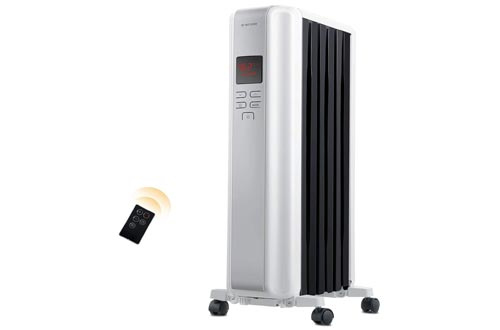 7. KopBeau Indoor Portable Electric Space Heater