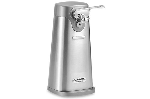 8. Cuisinart Stainless Steel Electric Can Opener