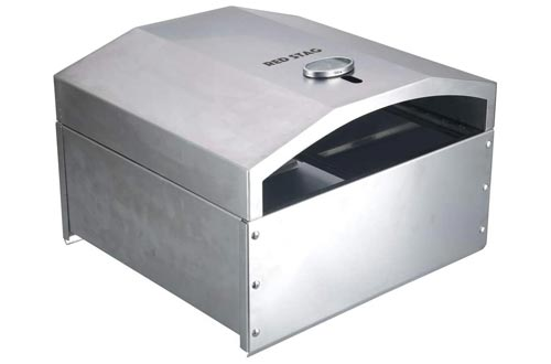 9. Unifit Stainless Steel Outdoor Pizza Oven