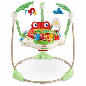 1. Fisher-Price Rainforest Jumperoo