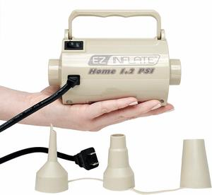 10. EZ Inflate HIGH VOLUME SUPREME AC Air Pump