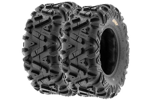 10. SunF Power.I ATV UTV all-terrain Tires