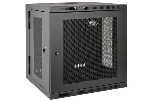 10. Tripp Lite Server Cabinet Rack Enclosure
