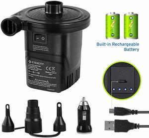 15. Etekcity Electric Air Pump Rechargeable