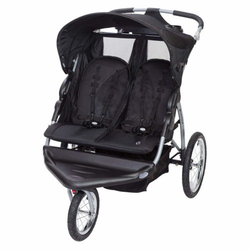 2. Baby Trend stylish double strollers
