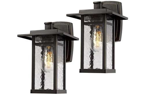 2. Beionxii Outdoor Wall Light Sconce