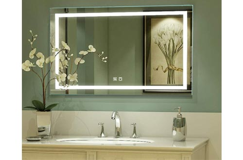 2. ExBrite LED Bathroom Mirror
