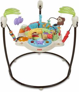 2. Fisher-Price Jumperoo Luv U Zoo