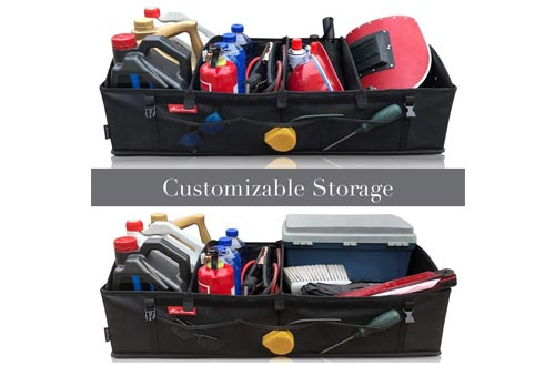 3. Home Innovation Trunk Organizer for SUV Car