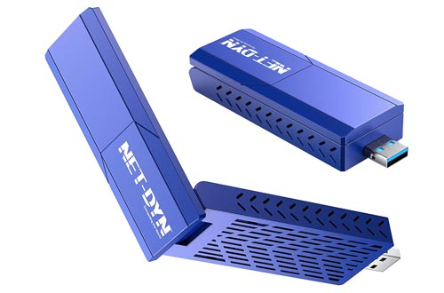 3. NET-DYN USB Wireless Wi-Fi Adapter