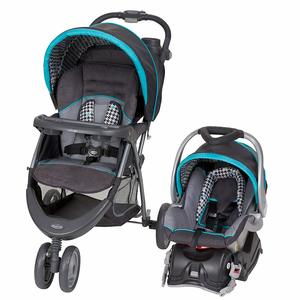5. Baby Trend EZ Ride 5 Travel System