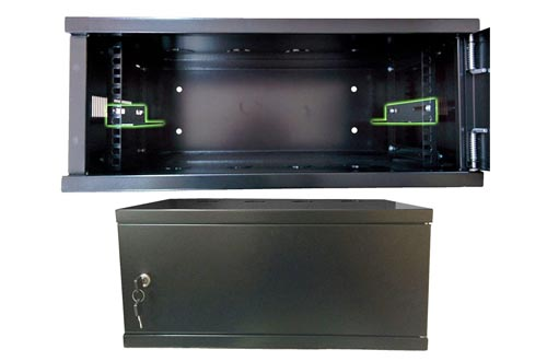 5. Electriduct Server Network Cabinet