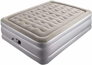5. Sable Mattress, Inflatable Air Bed with Internal Pump