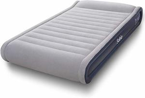 8. Sable Air Mattress Inflatable Elevated Built-in Pillow