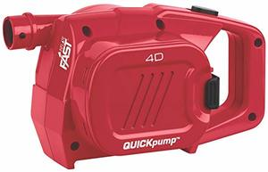 9. Coleman 4 D Battery QuickPump