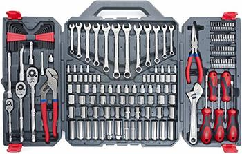 #1 Crescent 170pc General Purpose Tool Set