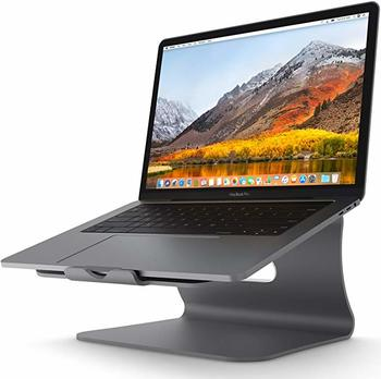 #10 Laptop Stand - Aluminum Cooling Stand