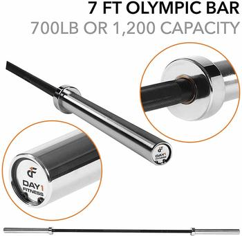 #10. Olympic Barbell 2-inch
