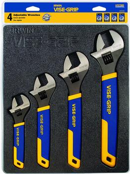 #3 IRWIN-GRIP Adjustable Wrench Set
