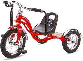 #3. Schwinn Roadster Tricycle