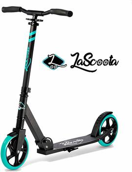 #5 Lascoota Scooters - Quick-Release Folding System