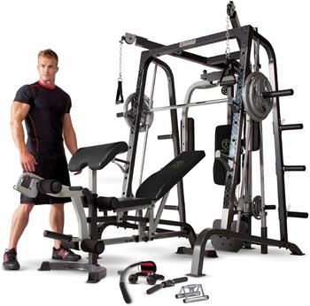 #5 Marcy Smith Workout Cage Machine