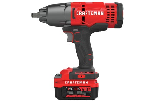 5. CRAFTSMAN Cordless Impact Wrench