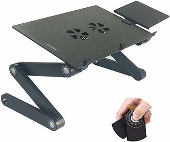 #7 AOOU Cool Laptop stand For Sofa and Bed