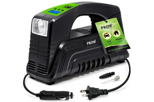 7. Prow Electric Air Compressors Portable for Cars