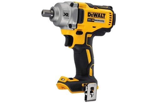 8. DEWALT Cordless Impact Wrench Kit