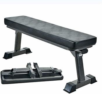 #9 Finer Form Foldable Flat Bench