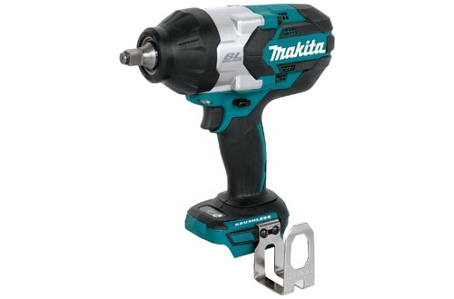 9. Makita Brushless Cordless Impact Wrench