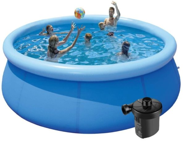 Kracie Electric Air Hard Plastic Kiddie Pool