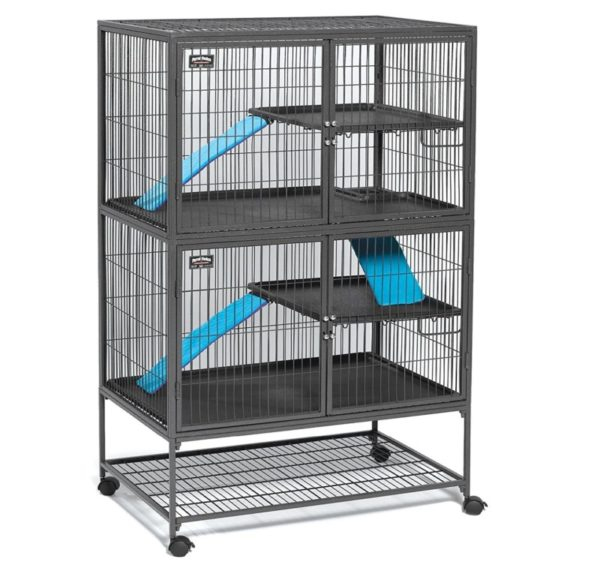 MidWest Deluxe Ferret Nation Rat Cage