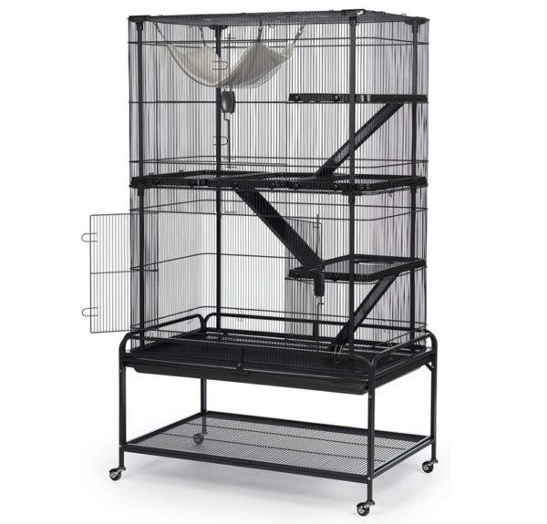 Prevue Pet Products Critter Rat Cage